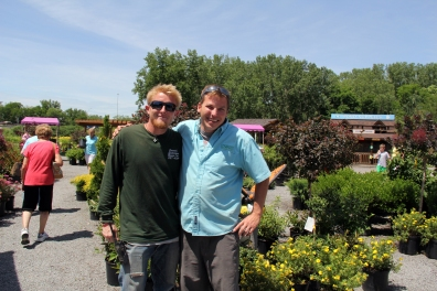 Edwards Garden Center has a wonderful staff