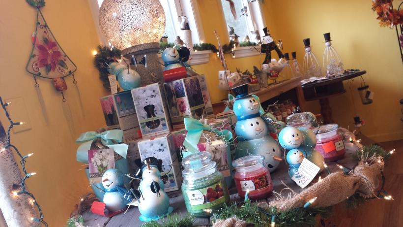 Holiday Decor at Edward's Garden Center